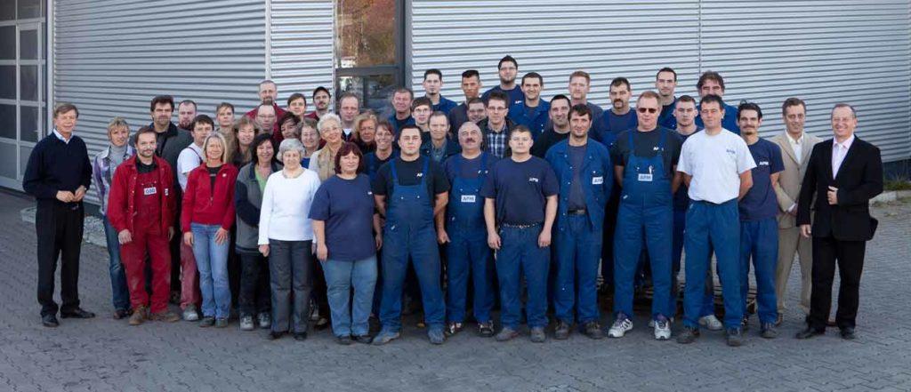 APM Gehäusetechnik GmbH - Mitarbeiter - Team