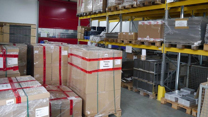 APM Logistik - Lieferung